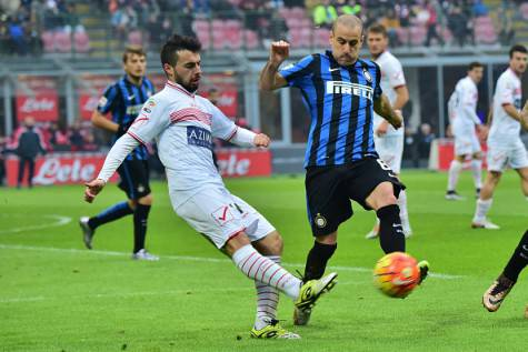 Palacio in Inter-Carpi 1-1 ©Getty Images