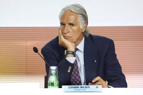 Giovanni Malagò ©Getty Images