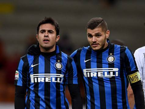Eder e Icardi (Getty Images)