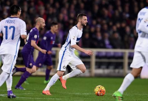Brozovic in Fiorentina-Inter (Inter.it)