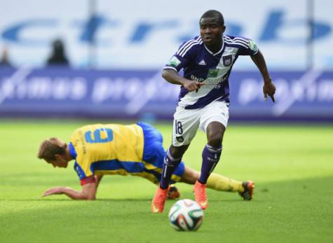 Frank Acheampong in azione ©Getty Images