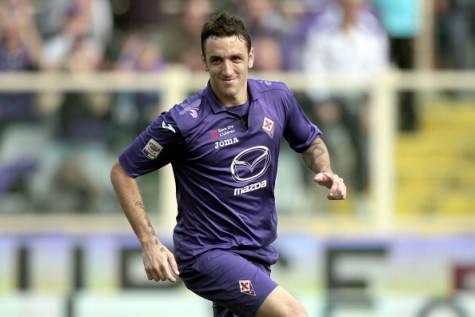 """Inter, piace Gonzalo Rodriguez della Fiorentina"""""""