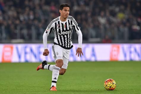 Hernanes con la maglia della Juventus ©Getty Images