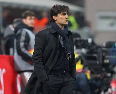 Vincenzo Montella, tecnico della Sampdoria ©Getty Images
