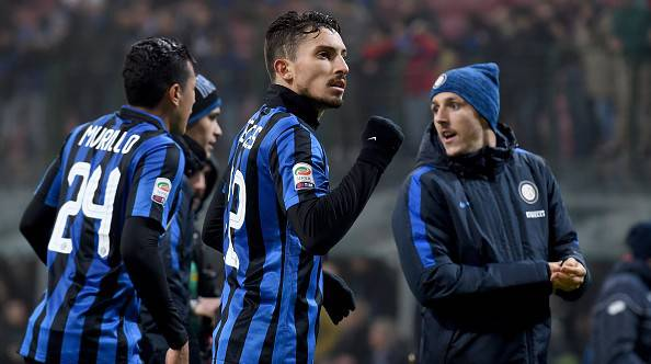 Inter, Alex Telles ©Getty Images