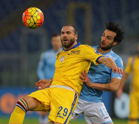 Lorenzo De Silvestri con la maglia della Sampdoria ©Getty Images