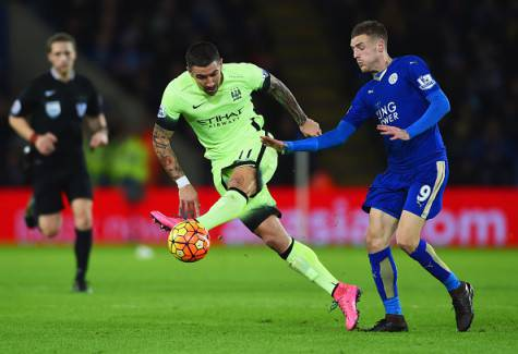 Aleksandar Kolarov in azione ©Getty Images