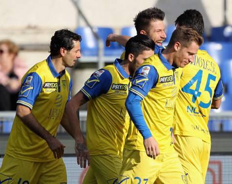 I giocatori del Chievo ©Getty Images