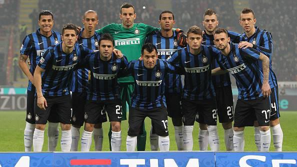 Formazione Inter
