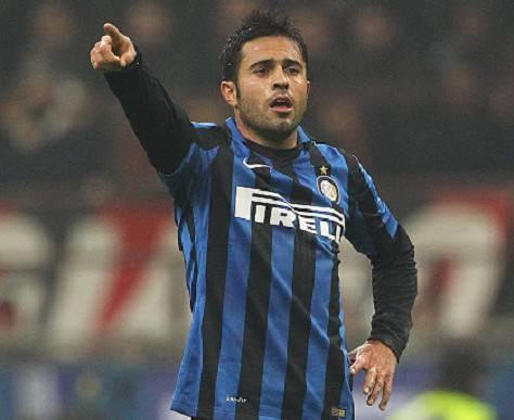Eder con la maglia dell'Inter ©Getty Images