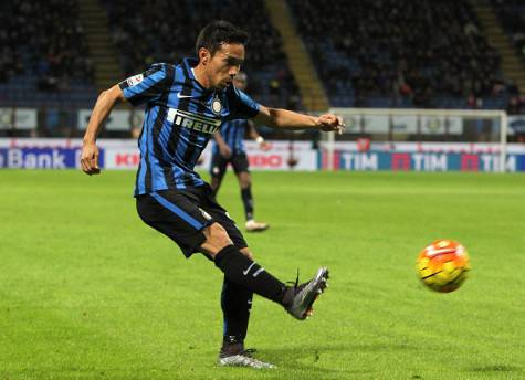 Inter, ufficiale rinnovo Nagatomo©Getty Images