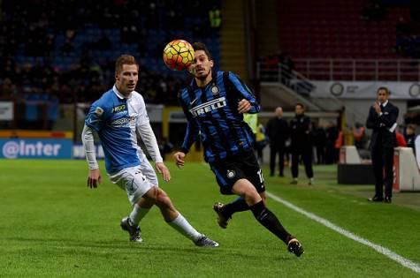 Telles in azione con la maglia dell'Inter ©Getty Images