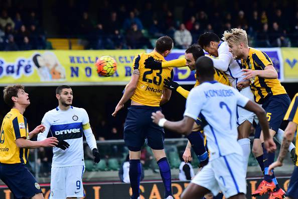 Il gol di Murillo (Getty Images)
