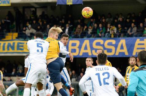 Verona-Inter 3-3 ©Getty Images