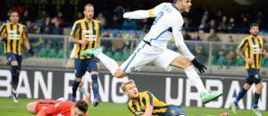 Verona-Inter, Icardi firma il momentaneo 2-3 ©Getty Images