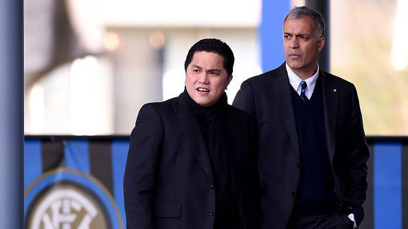 Bolingbroke e Thohir ©Getty Images