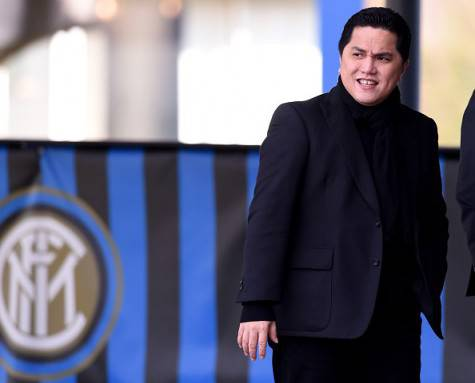 Inter, il presidente Thohir ©Getty Images