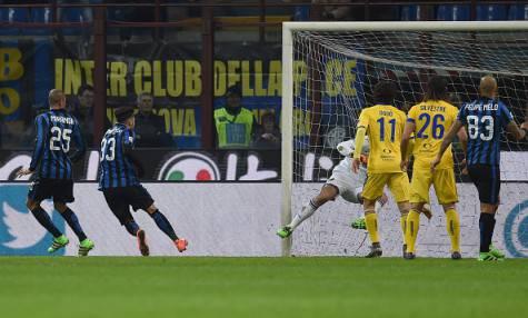 Inter-Sampdoria 3-0, il vantaggio nerazzurro firmato D'Ambrosio ©Getty Images