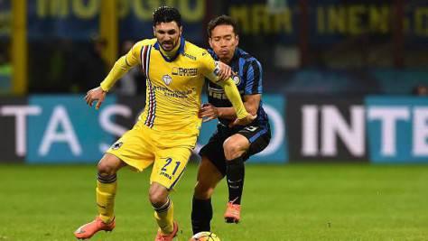 Inter, Roberto Soriano e Nagatomo