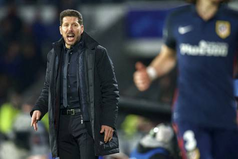 Inter, Diego Simeone ©Getty Images