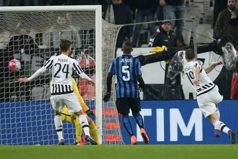 Bonucci in gol contro l'Inter su assist di... D'Ambrosio ©Getty Images