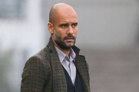 Pep Guardiola / Getty Images
