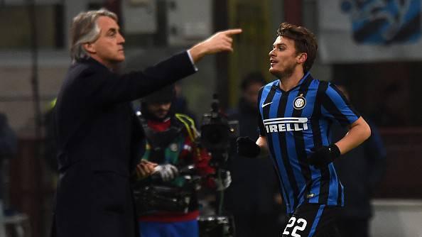 Inter, Ljajic e Mancini ©Getty Images