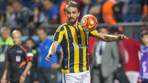 Caner Erkin in azione ©Getty Images