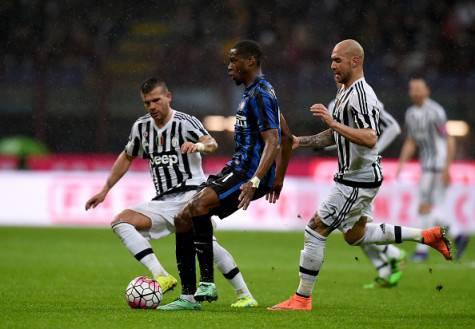 Kondogbia in Inter-Juventus di Coppa Italia ©Getty Images