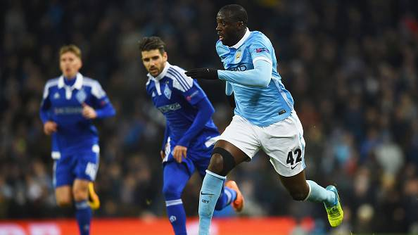Inter, Touré in azione ©Getty Images