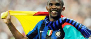 Eto'o ai tempi dell'Inter ©Getty Images