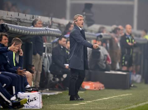 Genoa-Inter 1-0, le parole di Mancini ©Getty Images