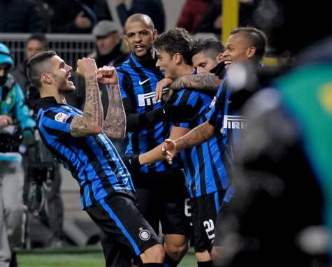 Frosinone-Inter, all'andata vinsero 4-0 i nerazzurri ©Getty Images