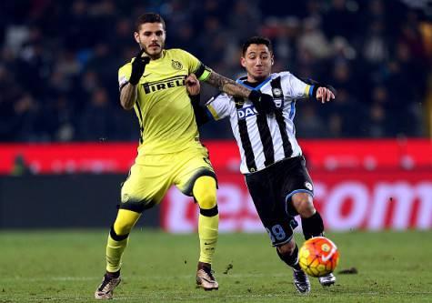 Serie A, Inter-Udinese: all'andata finì 4-0 per i nerazzurri ©Getty Images