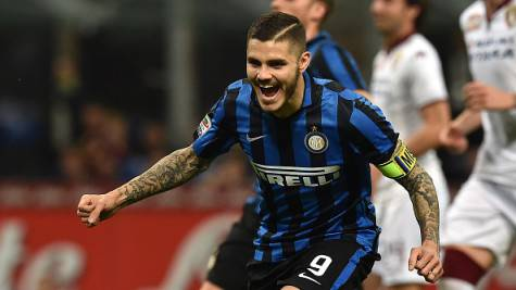 Inter, Mauro Icardi ©Getty Images
