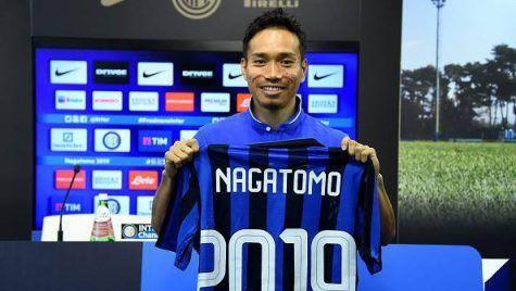 Inter, ufficiale rinnovo Nagatomo ©Getty Images