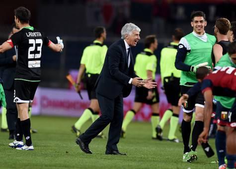 Genoa-Inter 1-0, Gian Piero Gasperini ©Getty Images