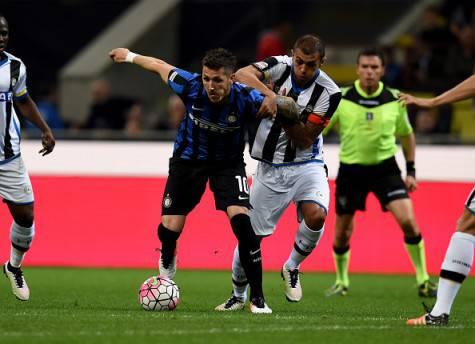 Inter-Udinese 3-1, Jovetic protagonista con una doppietta ©Getty Images