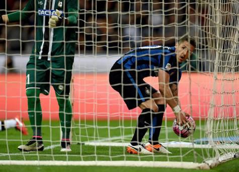 Jovetic, futuro lontano dall'Inter ©Getty Images
