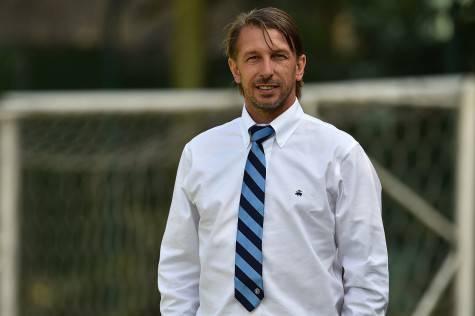 Vecchi, mister dell'Inter Primavera ©Getty Images
