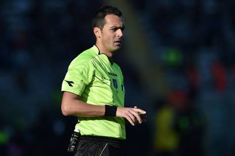Serie A, Marco Di Bello arbitrerà Inter-Empoli ©Getty Images