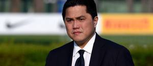 Inter, il presidente Thohir ©Getty Images