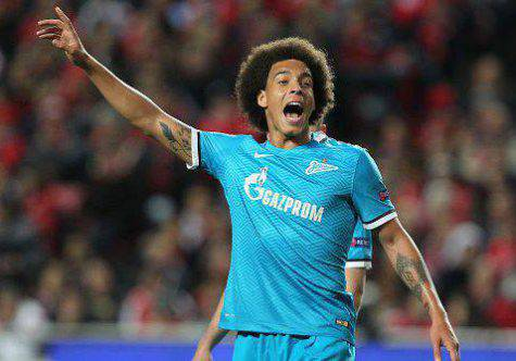 Inter, Axel Witsel ©Getty Images