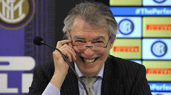Moratti ©Getty Images