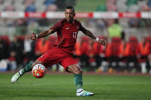 Inter, Nani in azione con la maglia del Portogallo ©Getty Images