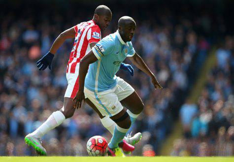 Inter, Yaya Touré in azione ©Getty Images
