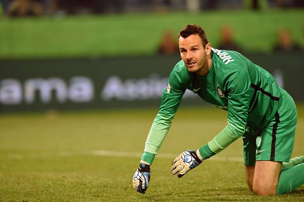 "Pastorello: ""Handanovic vuole restare all'Inter. Ha detto no a..."" ©Getty Images"