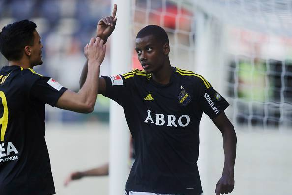 Calciomercato Inter, si guarda in Svezia: trattativa per il giovane Isak