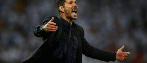 Simeone  ©Getty Images