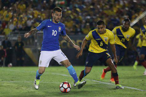 Inter, obiettivo Lucas Lima ©Getty Images